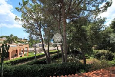 Villa bifamiliare vista mare