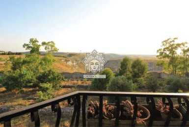 Villa con vista panoramica sul canyon